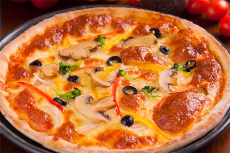 薩洛克披薩加盟