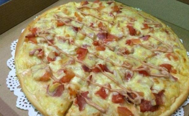 哈嘍披薩加盟費多少