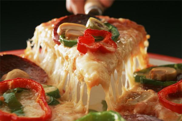 芝根芝底披萨在多地设有分店
