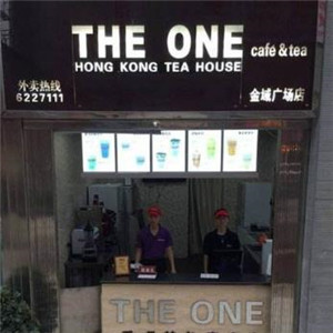 The One奶茶店