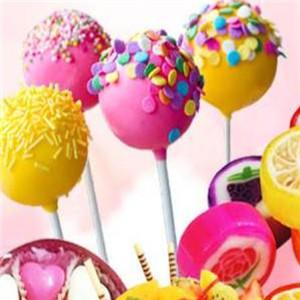 彩虹漂流记手工糖果