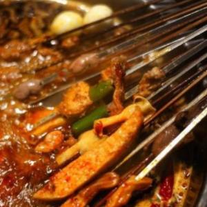 小方桌火鍋串串香