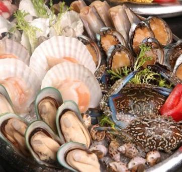 泰国海鲜火锅