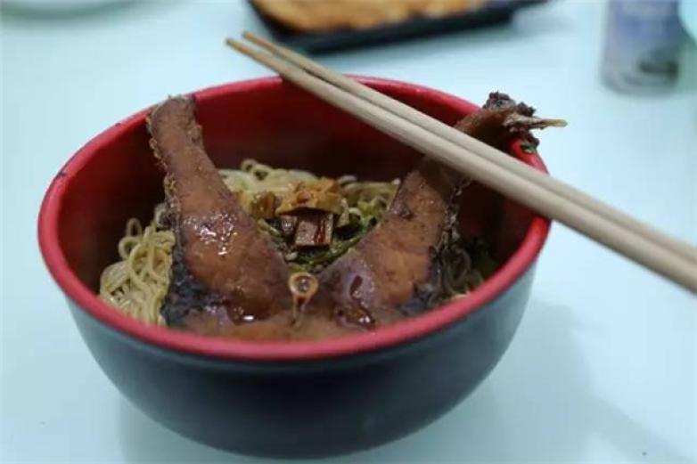 老上海味道老阿叔面餐馆加盟