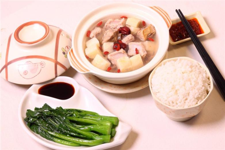 旭露中式快餐加盟