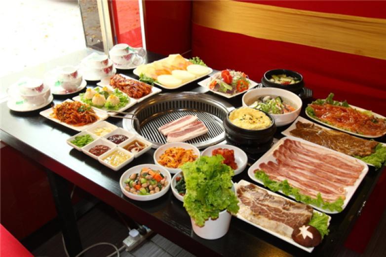 韓棚屋烤肉加盟