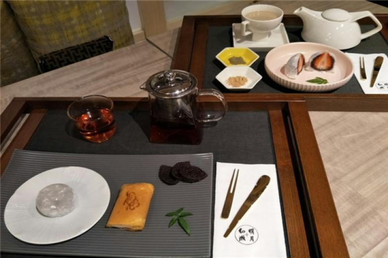 御菓子日式茶屋加盟