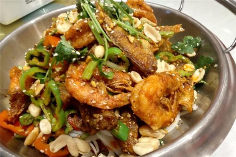 重庆家乐食府巫山烤鱼加盟