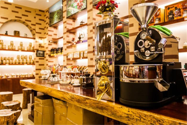 塞维雅咖啡加盟