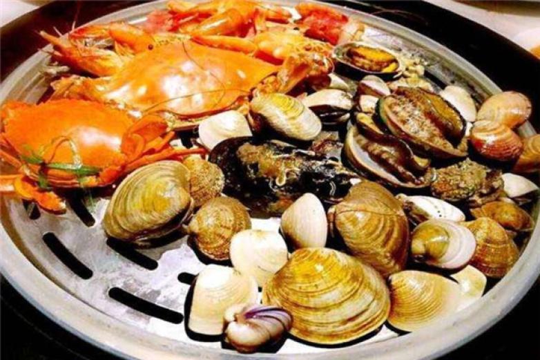 蒸海鲜餐厅加盟
