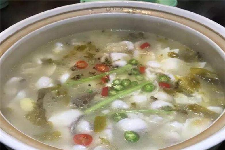 溪鱼观酸菜鱼加盟