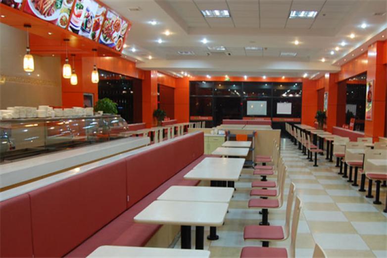 原盅原味中式快餐加盟