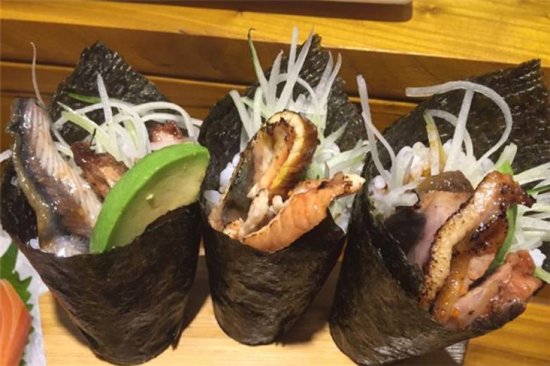 香吉士壽司加盟