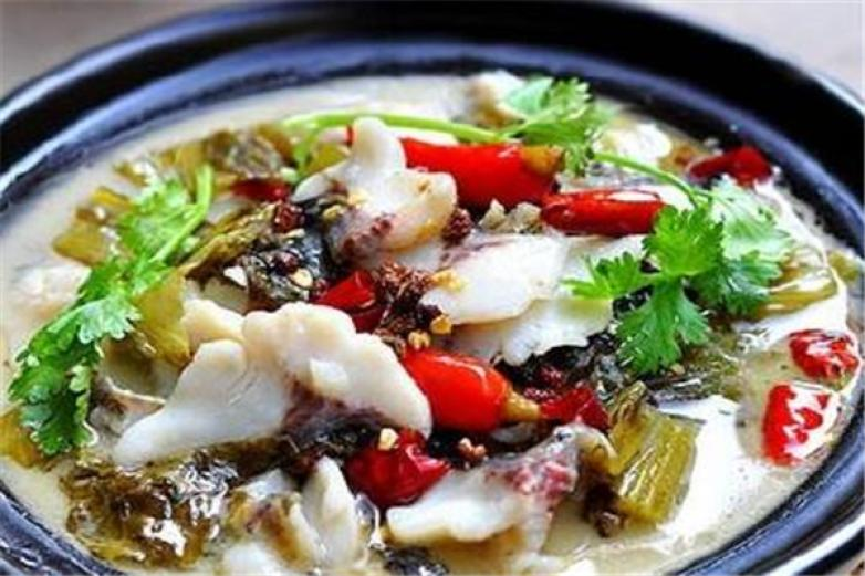 新湘魚酸菜魚加盟