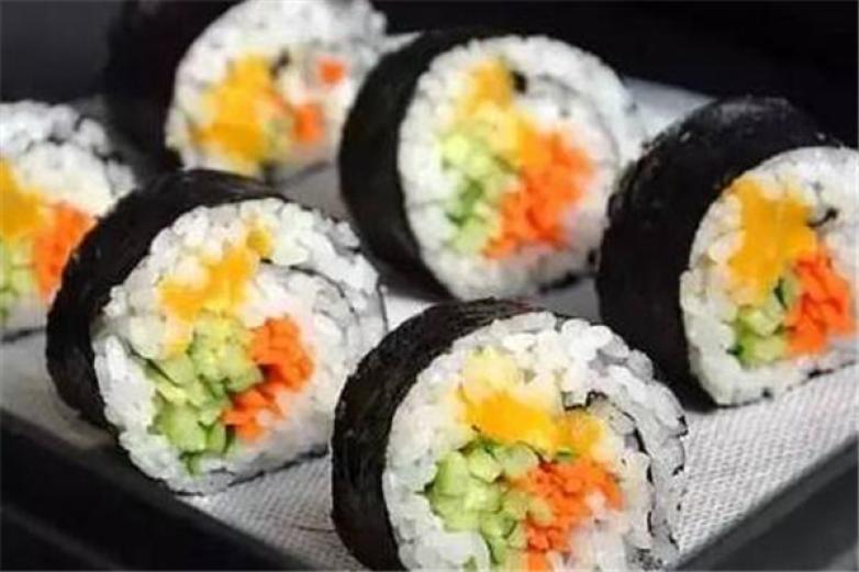 一本道壽司加盟