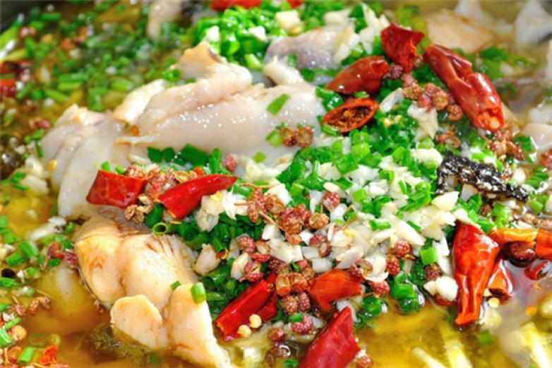 小魚快飛酸菜魚加盟