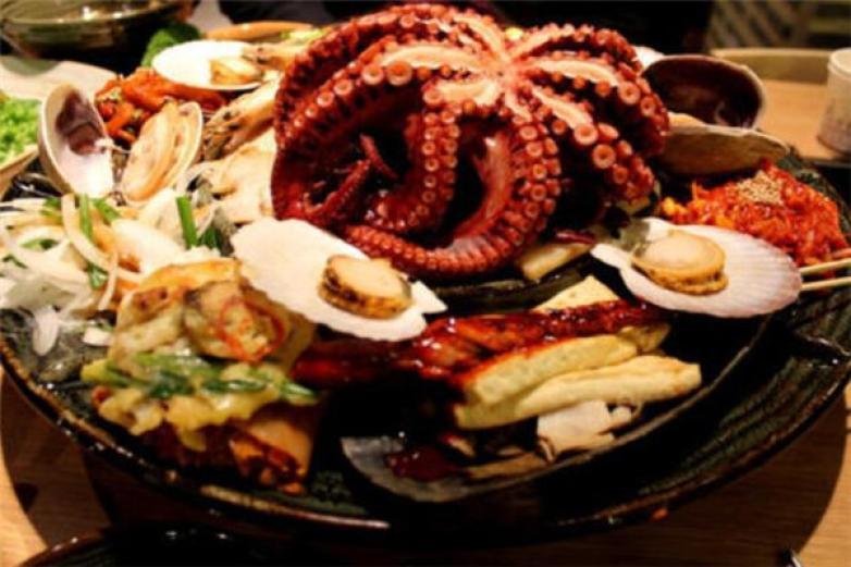 韩国特色美食加盟