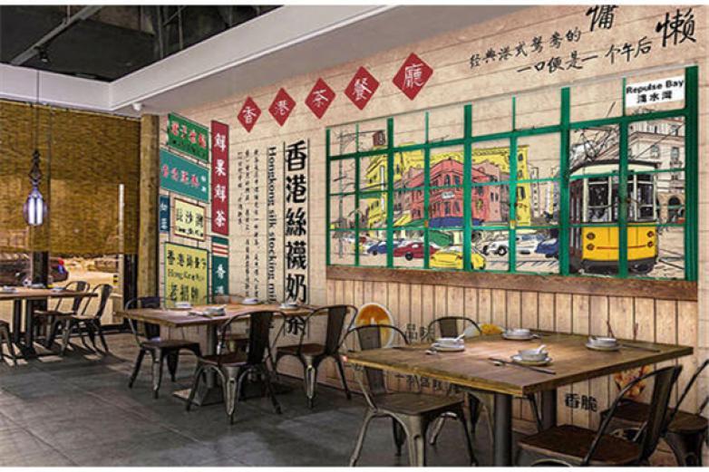 香港冰室加盟