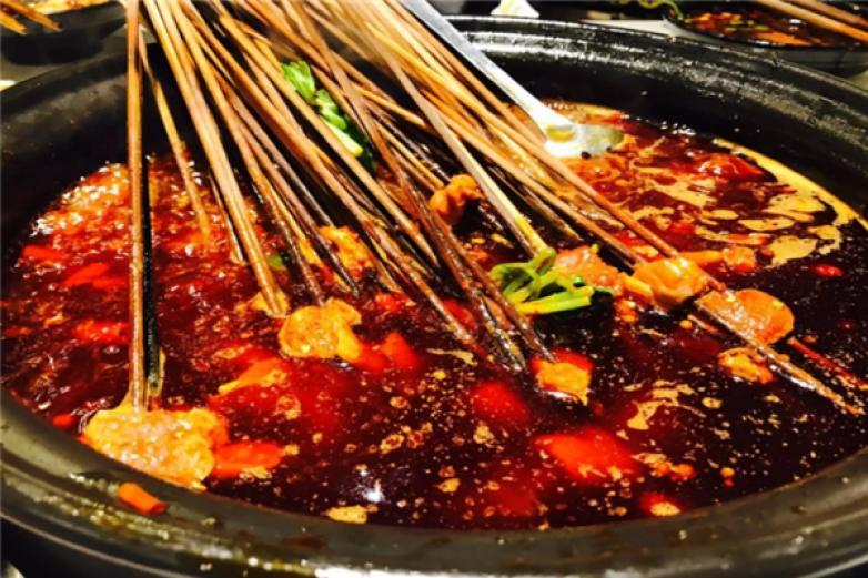 串滋味火锅串串加盟