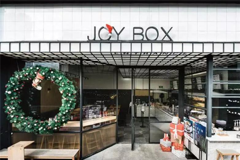 joybox轻食加盟