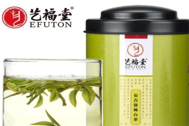 艺福堂茶业加盟