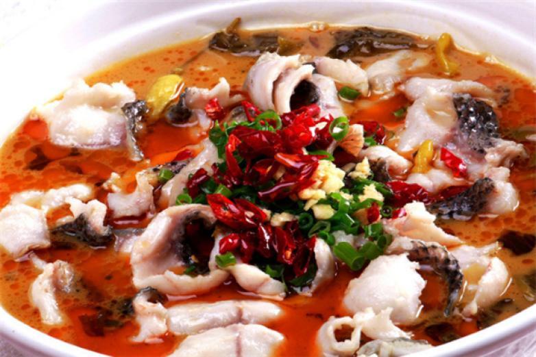 老壇徐有料酸菜魚加盟