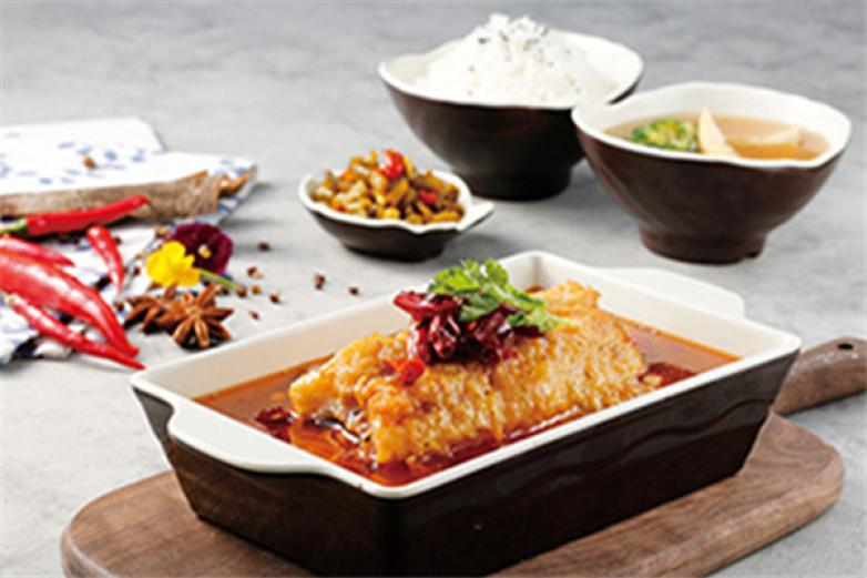 樂魚無骨烤魚飯加盟