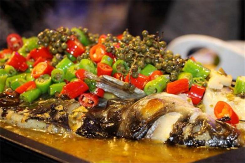 渔港烤鱼饭加盟
