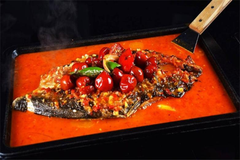 海妖无骨烤鱼饭加盟