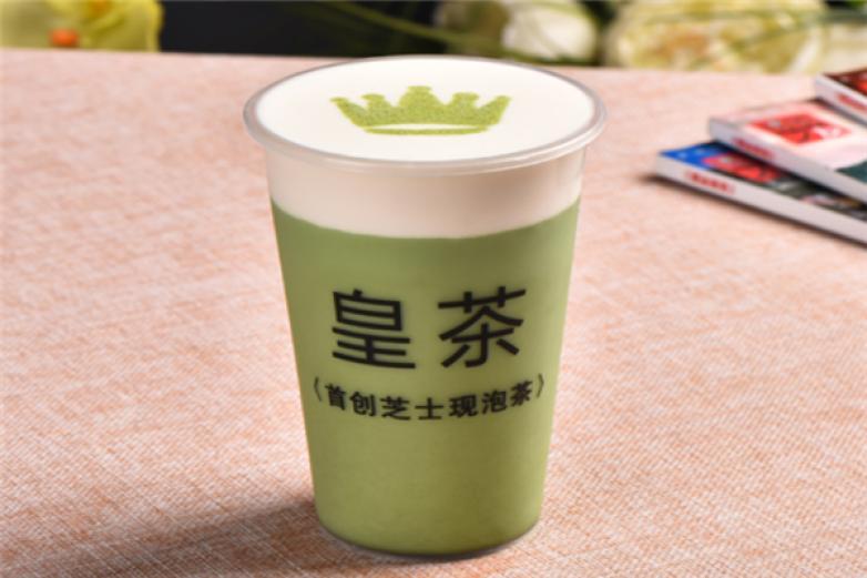 饞上皇皇茶加盟