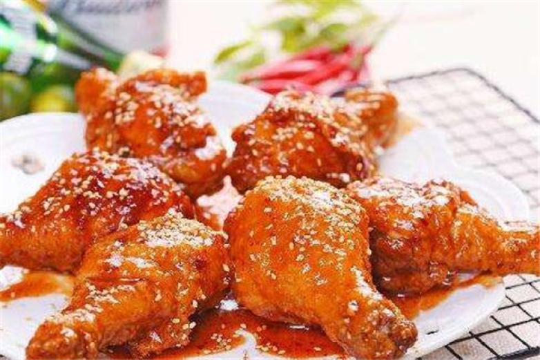 hotties火辣炸鸡加盟