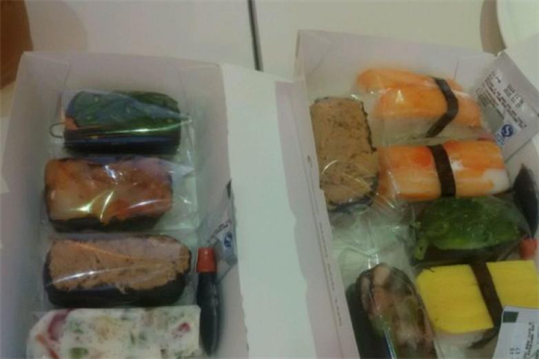 和兆外带寿司加盟