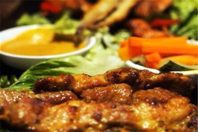 青瓦炭韓潮烤肉加盟