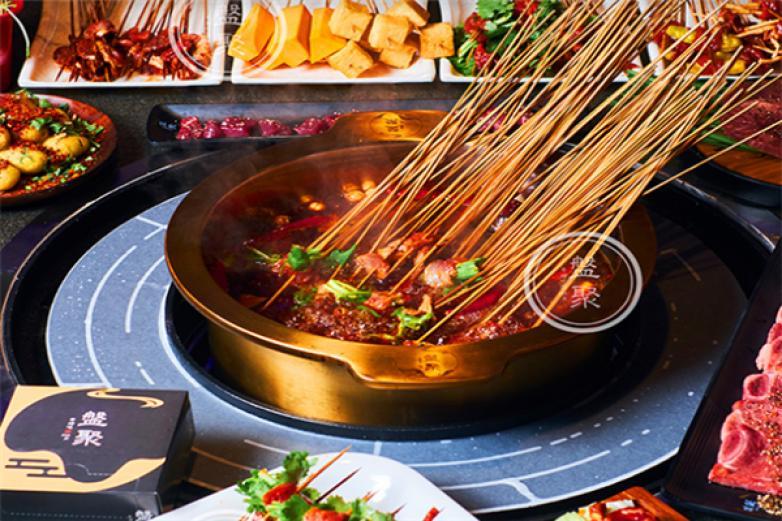 盤聚串串VS烤肉加盟