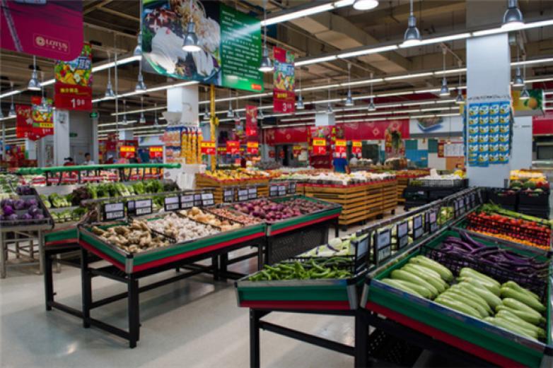 蔬菜水果超市加盟
