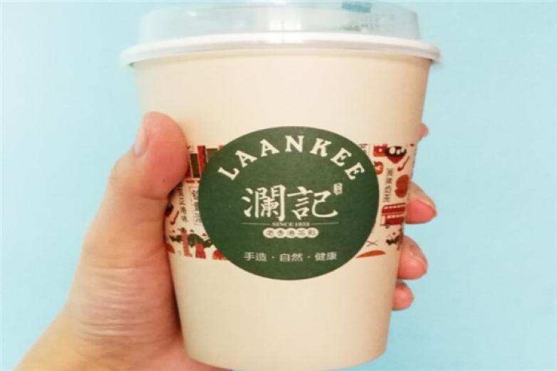 澜记奶茶加盟