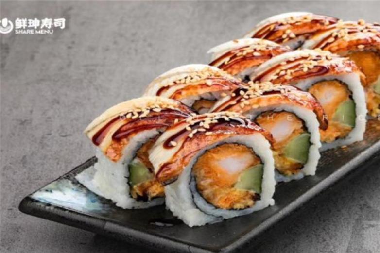 鲜珅寿司加盟
