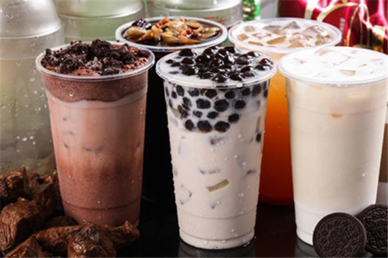 茶述奶茶飲品甜品加盟