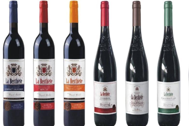 法國卡斯特紅酒加盟