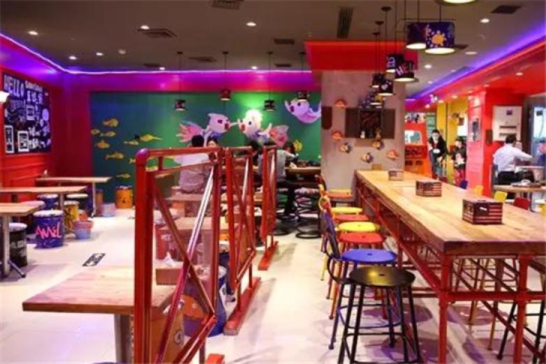 鱼米相伴啵啵鱼餐厅加盟