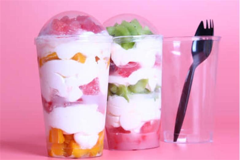 奶油水果杯加盟