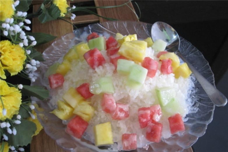 水果刨冰加盟