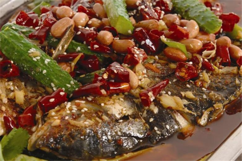 唐香村烤鱼坊加盟