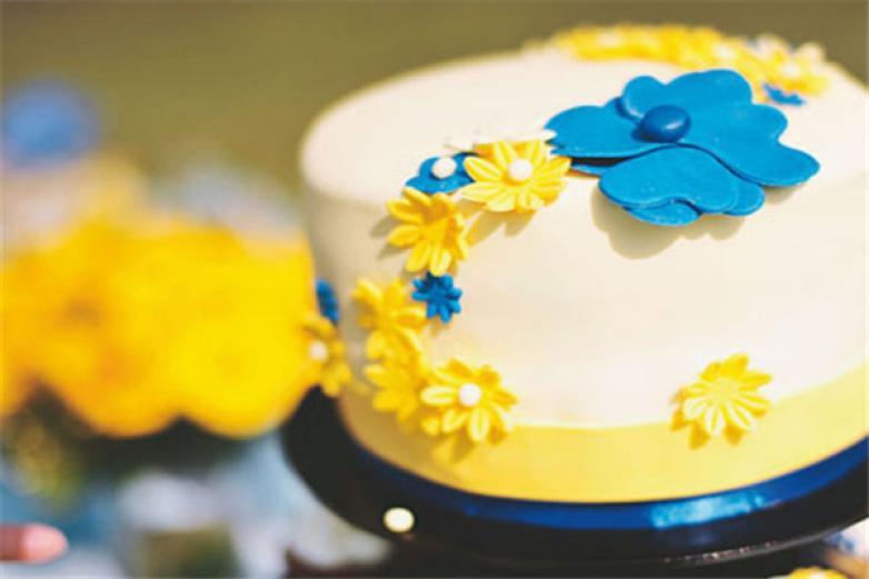 薇的婚禮蛋糕加盟