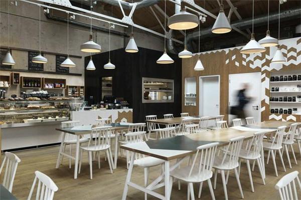 创业者开咖啡馆是切实可行的
