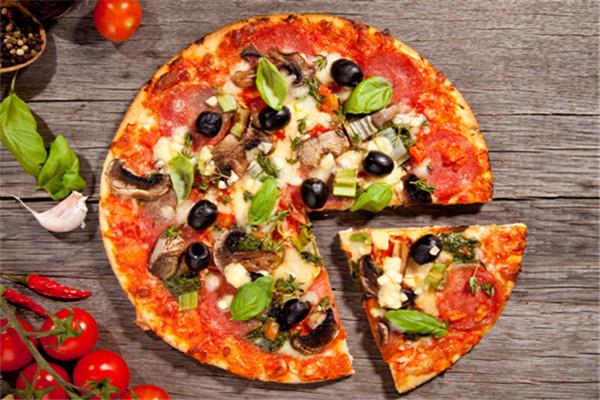 千尊披萨在多地设有分店