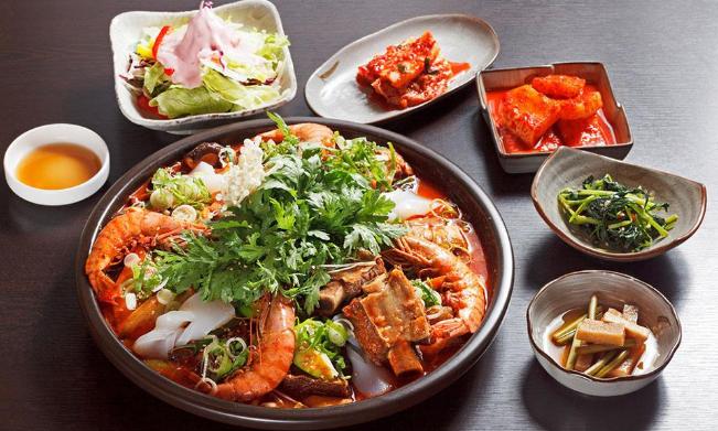 韩国料理小店加盟费多少