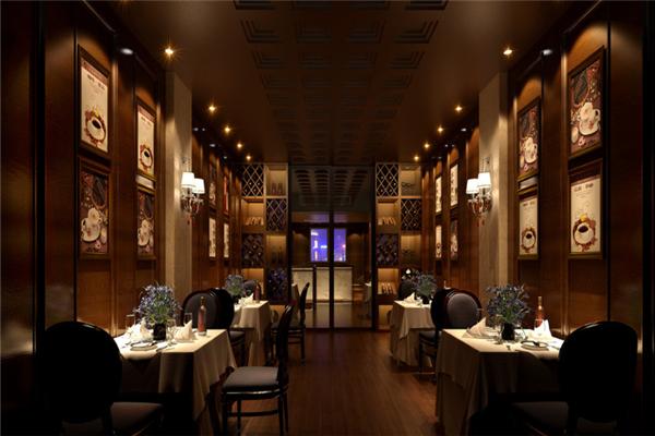 一家西餐厅能赚多少钱