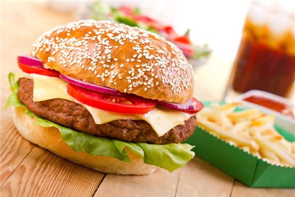 开汉堡店需要什么设备