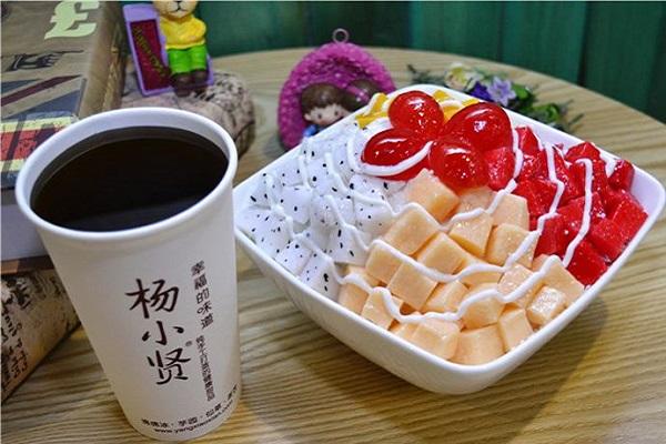 杨小贤甜品店加盟条件